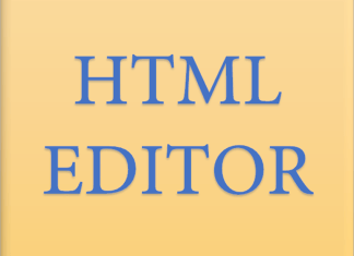 Best HTML Editor Software