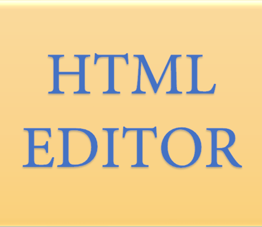 Best HTML Editor Software