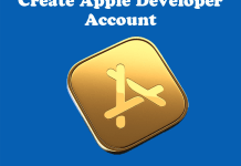 Create Apple Developer Account