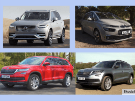 Best 7 Seater Cars 2020