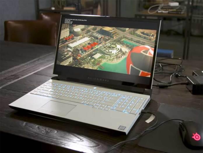 Dell Alienware Area 51m