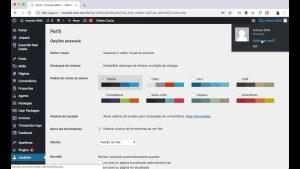 Como mudar a senha do WordPress