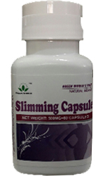 slimming capsule green world