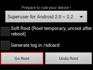 Universal-Androot