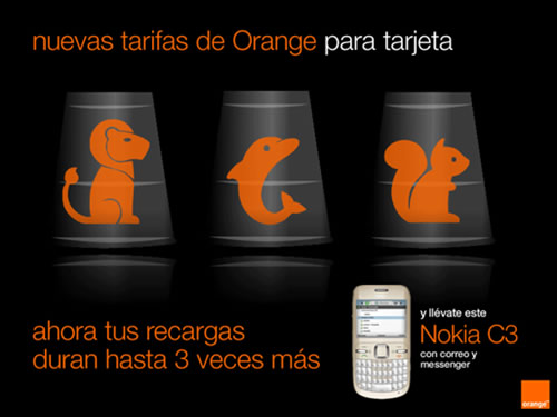 Estrenos-promociones de Orange
