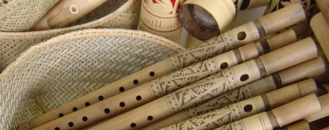 cara membuat kerajinan bambu yang mudah
