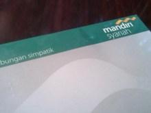 Tabungan Simpatik Bank Syariah Mandiri