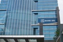 Kantor Bank BRI Pusat Jakarta