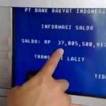 Cara Cek Saldo Rekening Bank BRI
