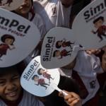 """Bank Mandiri Upayakan Siswa Di Daerah Terpencil Bisa Buka Tabungan """"SimPel"""""""