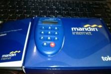 Token Internet Banking Mandiri