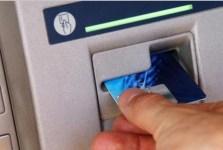 Transfer dari ATM Bank