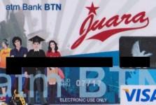 ATM Tabungan Juara BTN