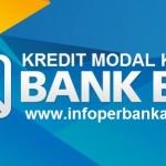 Pinjaman Uang Melalui Kredit Modal Kerja Bank BRI