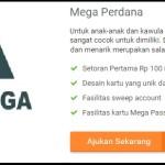 Tabungan Mega Perdana, Tabungan untuk Anak – Anak