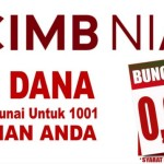Kredit Tanpa Agunan (KTA) Bank CIMB Niaga X-Tra Dana
