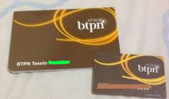 Tabungan BTPN Taseto Mapan
