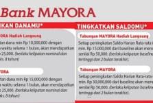 Tabungan Berhadiah Bank Mayora