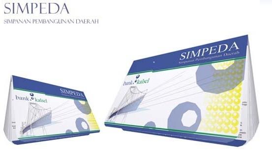 Tabungan Simpeda Bank BPD Kalsel