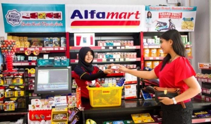 Waralaba Alfamart