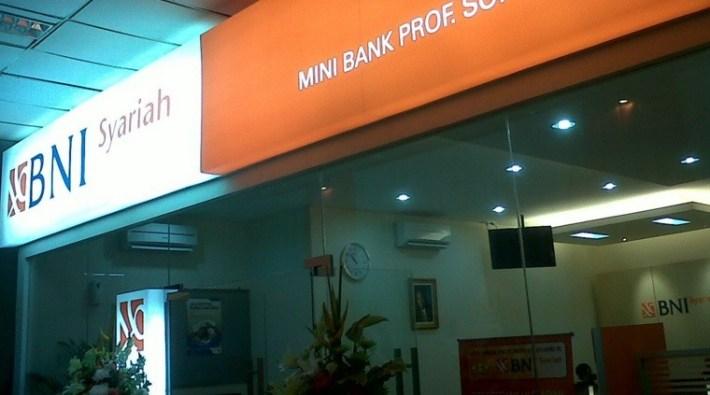 Kantor Bank BNI Syariah