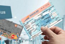 Bayar Tiket Kereta Api via ATM Bank BNI