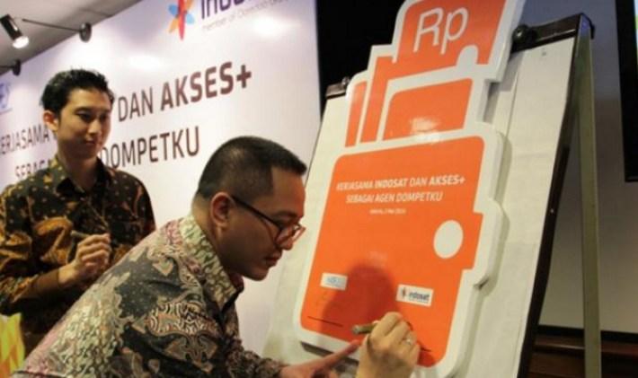 Program Pinjaman Dompetku Indosat