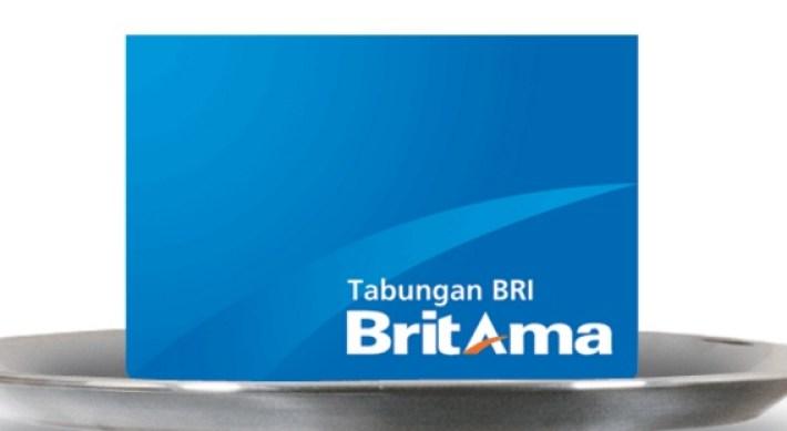 Tabungan Britama Bank BRI