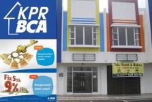 Kredit Ruko menggunakan KPR Bank BCA