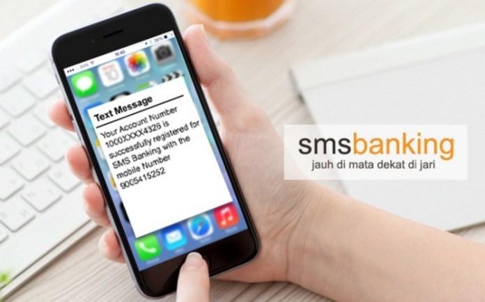Cek Saldo Mandiri via SMS Banking