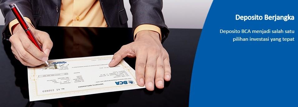 Deposito Berjangka Bank BCA