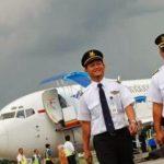 Gaji Seorang Pilot Pesawat Terbang