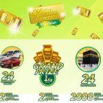 Menangkan Hadiah Kemilau Emas Pegadaian 2016