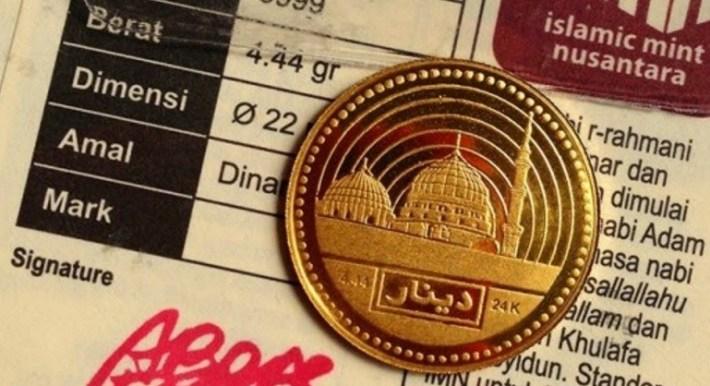 Keuntungan Investasi Koin Dinar Emas