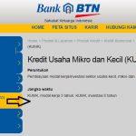 Penjelasan Kredit Usaha Mikro dan Kecil (KUMK) Milik Bank BTN