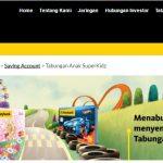 Produk Tabungan Anak SuperKidz BII Maybank Setoran Awal Rp 100 Ribu