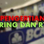 Pengertian Layanan Transfer Uang Kliring dan RTGS di Bank
