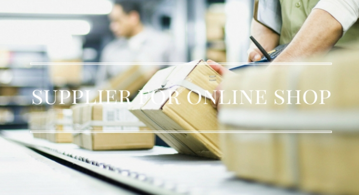 Tips Mencari Supplier Online Shop