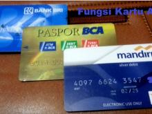 Kartu ATM Bank