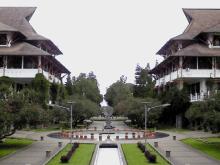 Kampus ITB Terbaik ke 3 di Indonesia