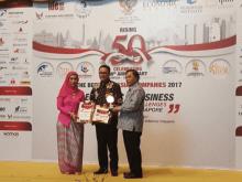 Bank Muamalat Raih Penghargaan Bank Syariah Terbaik di Indonesia