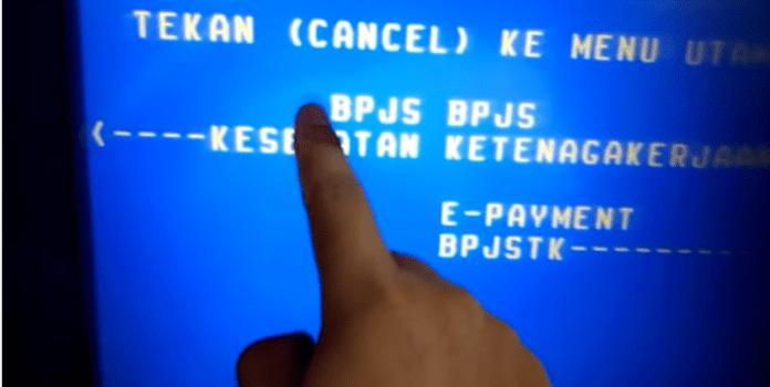 Cara Bayar Iuran BPJS lewat ATM Mandiri