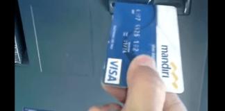 Kartu ATM Mandiri