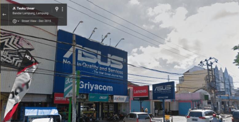 Kredit Laptop di Griyacom Bandar Lampung