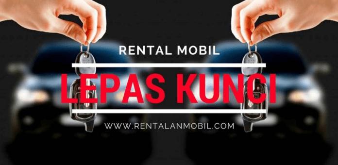 Syarat Rental Mobil Lepas Kunci