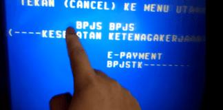 Cara Bayar Iuran BPJS di ATM Mandiri