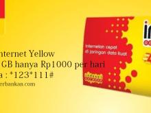 Paket Internet Yellow IM3 Ooredoo