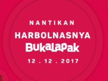 Program Promo Menyambut Harbolnas 2017
