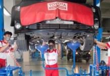 Promo Mudik Servis Berkala Toyota