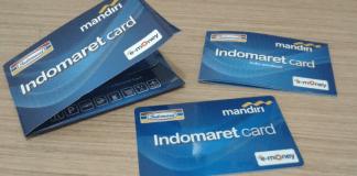 indomarer card